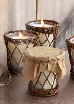 P. L. Collection Scented Candle. Gladys Kitchen – Warm and Nostalgic of Grandmas Baking Spices