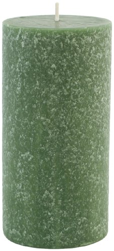 Root Scented Timberline Pillar Candle, 3-Inch by 6-Inch Tall, Winter Balsam