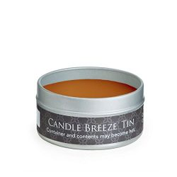 Candle Warmers Candle Aire Tins, Fall Collection, Pumpkin Spice – 2oz