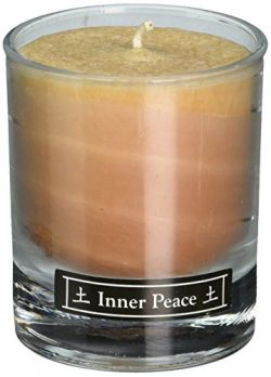 Aloha Bay Feng Shui Elements Palm Wax Candle Earth/Inner Peace