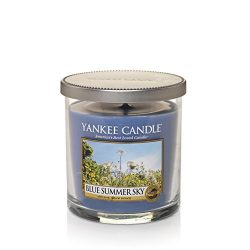 Yankee Candle Company Blue Summer Sky Small Tumbler Candle