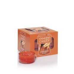 Yankee Candle Cinnamon Stick Tea Light Candles, Food & Spice Scent