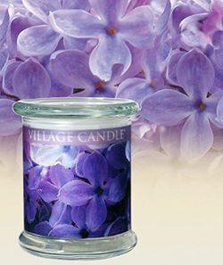 Village Candle Radiance 21 oz. Spring Lilac