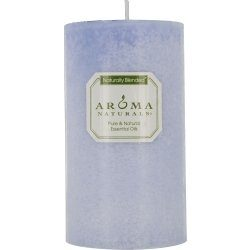 Aroma Naturals Authentic Aromatherapy Candles – Tranquility (Lavender) (2.75×5) inch