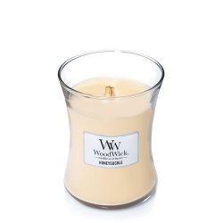 HONEYSUCKLE – WoodWick 10oz Medium Jar Candle Burns 100 Hours