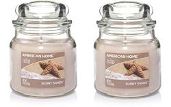 (2 Pack) Yankee Candle Aromatherapy Home Fragrance Best Quality Flavored Candle Home Refreshing  ...