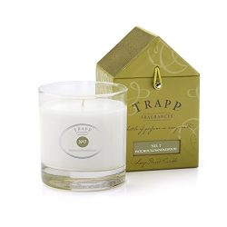 Trapp Signature Home Collection No. 7 Patchouli/Sandalwood Poured Scented Candle, 7-Ounce