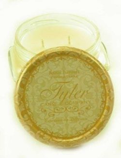 1 X Tyler Glass Fragrance Candle 11 Oz,Winter Wonderland