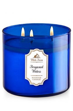Bath & Body Works 3-Wick Candle in Bergamot Waters
