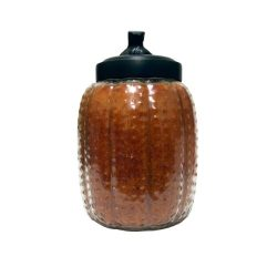 A Cheerful Giver Autumn Orchards Pumpkin Jar Candle, 26-Ounce