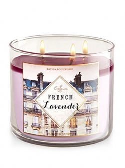 Bath & Body Works 3-Wick Candle in French Lavender