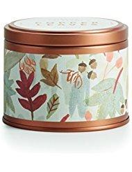 ILLUME Copper Leaves Tin Candle – 4.9 oz