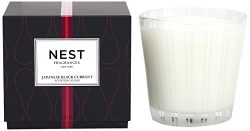 NEST Fragrances 3-Wick Candle- Japanese Black Currant , 21.2 oz