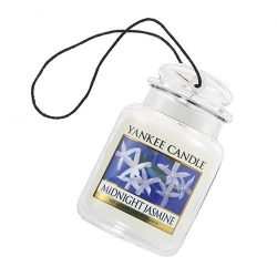 Yankee Candle Car Jar Ultimate, Midnight Jasmine