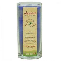 Aloha Bay Chakra Candle Jar, Abundance