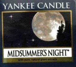 MidSummer's Night Yankee Sachet