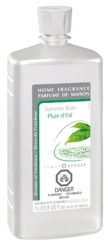 Lampe Berger Fragrance, 33.8 Fluid Ounce, Summer Rain