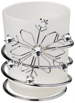 Snowflake Candles