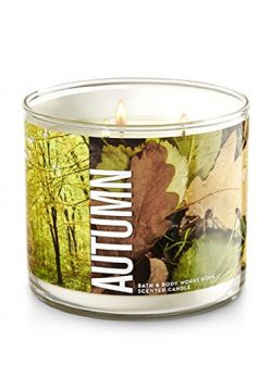 Bath & Body Works 3-Wick Candle in Autumn