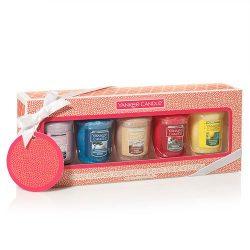 Yankee Candle New Spring Fragrances Samplers Gift Set Gift Set
