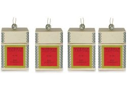 Votivo Red Currant Aromatic Candle – 4 Pack