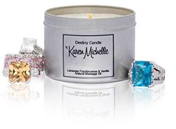 Scented Massage Oil Jewelry Candle – Lavender Frankincense Vanilla Aromatherapy | Destiny  ...