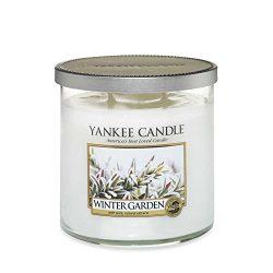 Yankee Candle winter garden Small Single Wick Tumbler