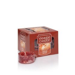 Yankee Candle Apple Spice Tea Light Candles