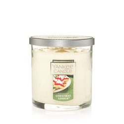 Yankee Candle Christmas Cookie Small Single Wick Tumbler Candle