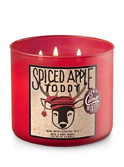 Bath & Body Works 3-Wick Candle in Spiced Apple Toddy