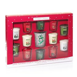 Yankee Candle Company 1552454 Holiday Memories Samplers Gift Set