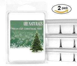 Lee Naturals Winter & Holiday – (2 Pack) FRESH CUT CHRISTMAS TREE – BEST SELLER  ...