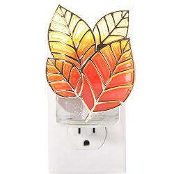 Yankee Candle Fall Leaves – Night Light ScentPlug Base