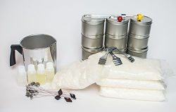 Candlewic 58224 Soy Candle Kits (Fall)