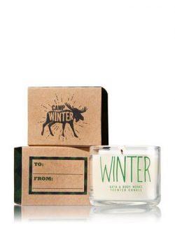Bath & Body Works Mini Candle Winter 2017