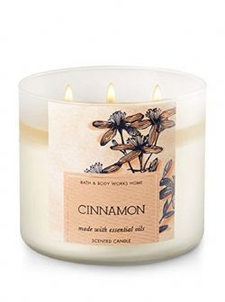 Bath & Body Works 3-Wick Scented Candle in Cinnamon