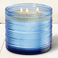 Bath & Body Works Candle 3 Wick 13.5 Ounce 2016 Edition Frosty Air