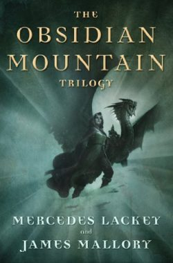 The Obsidian Mountain Trilogy: The Outstretched Shadow, To Light a Candle, and When Darkness Falls