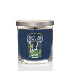 Yankee Candle Small Tumbler Candle, Island Waterfall