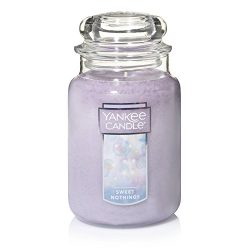 Yankee Candle Sweet Nothings Jar Candle, Large