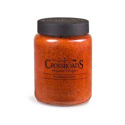 Crossroads Pumpkin Spice Scented 2-Wick Candle, 26 oz.