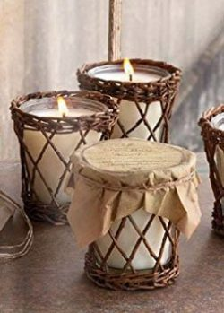 Park Hill Collection Scented Candle Back Porch – Scents of Early Spring Hyacinths and Wild ...