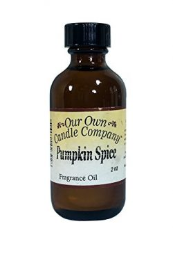 Our Own Candle Company Fragrance Oil, Pumpkin Spice, 2 oz