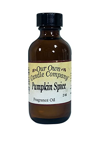 Our own candle company fragrance oil pumpkin spice 2 oz for Aroma candle and scent company