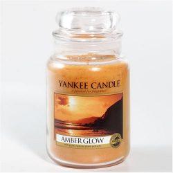 Yankee Candle 22 oz Large Housewarmer Jar Candle AMBER GLOW