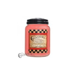 Watermelon Rancher – Large Jar Candle (26oz) by The Candleberry co