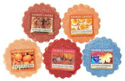 Fall Favorites Tarts Wax Melts Collection Gift Set