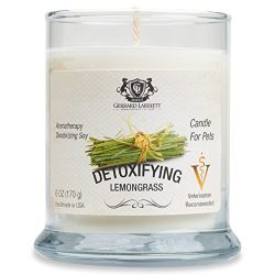 Aromatherapy Deodorizing Soy Candle For Pets, Candles Scented, Pet Odor Eliminator & Animal  ...