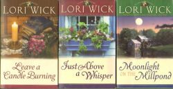 Complete Set of Three; Tucker Mills Trilogy: Just Above A Whisper, Moonlight On The Millpond, an ...