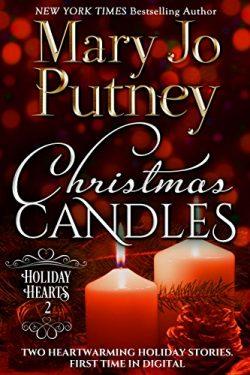 Christmas Candles: Holiday Hearts # 2